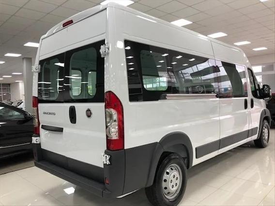 Ducato Minibus 2020 0km / $199.000 Y Cuotas 3e-