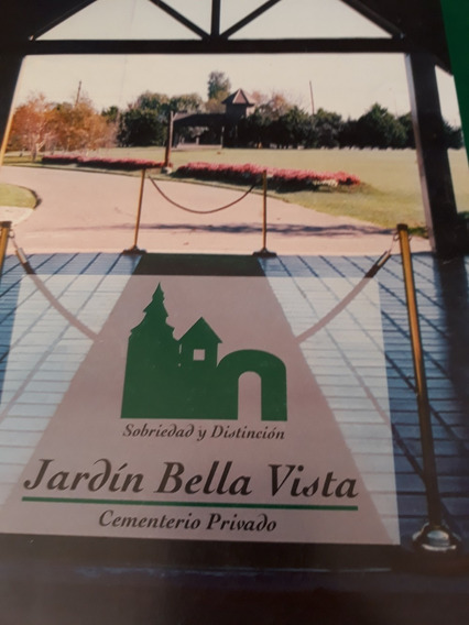 Dueña Vende Parcela Jardin Bella Vista