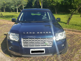 Land Rover Freelander 2 Azul Blindada