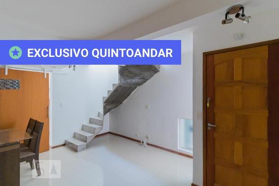 Casa Em Condomínio Com 2 Dormitórios - Id: 892967825 - 267825