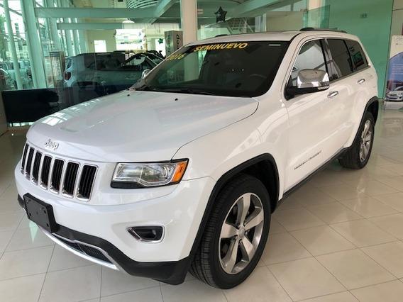 Jeep Grand Cherokee Limited Lujo V6 4x2 2016