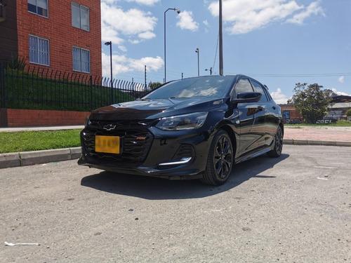 Chevrolet Onix Rs Edicion Limitada Modelo 2o21