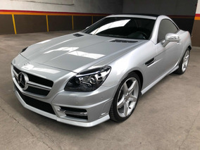 Mercedes-benz Clase Slk 3.0 Slk350 Cgi B.efficiency At 2013