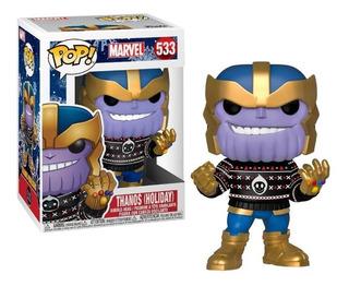 Thanos Holiday Funko Pop