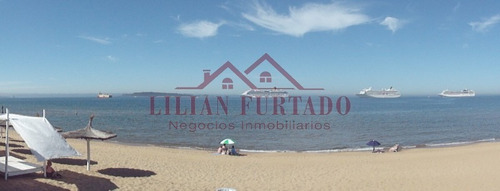 Espectacular Apartamento Con Toda La Vista A La  Bahía De Cruceros- Ref: 1434