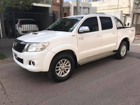 Toyota Hilux Srv Aut 4x4 2014!!! Unica En Su Estado