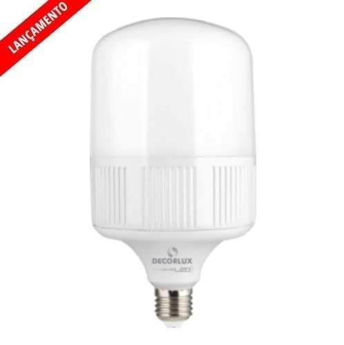 Lampada Led High Power 40w E27 6500k Decorlux