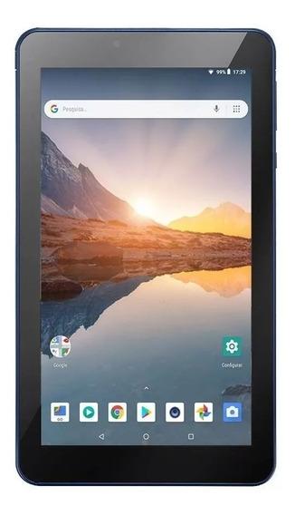 Tablet Multilaser M7s Plus 1gb Nb298 Quad Core Memoria 16gb
