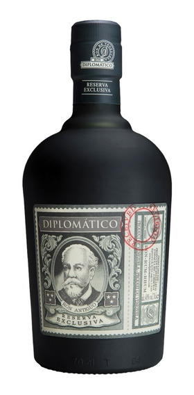 Ron Diplomatico Reserva Exclusiva Caja 6 Botellas 0.70 L