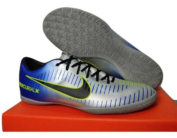 Chuteira Nike Mercurial Victory 6 Neymar Njr Ic - Futsal