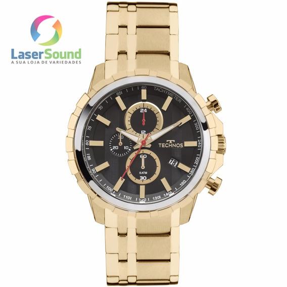 Relógio Technos Masculino Js15ey/4p, C/ Garantia E Nf