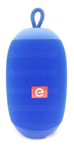 Caixa Oval Speaker Bluetooth Com Tws Usb Sd Rádio Fm Mic 6w