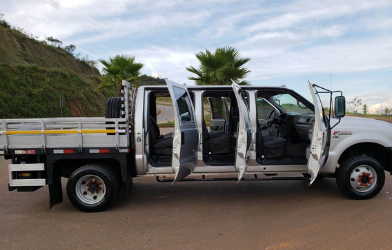 Ford F4000 4x4 Ano 2018/2019 Cabinetripla3 Portas Tropical