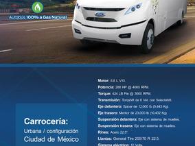 Ford Bus 2017 Autobus 100% Hibrido ¡nuevo!