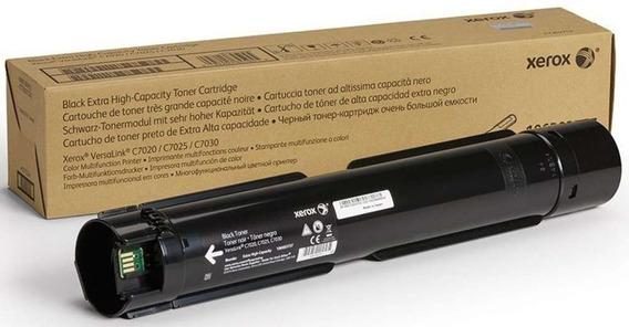 Toner Black Xerox Versalink C7020 / 7025 / 7030 - 106r03745