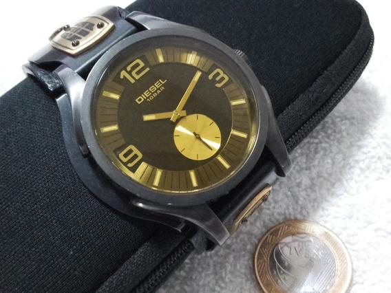 Relógio Diesel Dz-4133 Masculino - Lindo E Único !