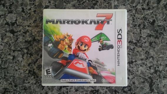 Jogo Mario Kart 7 Do Nintendo 3ds (original)