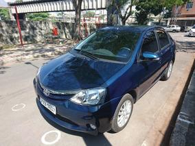 Toyota Etios Sedán Xls 1.5 Flex - 2016 13mil Km