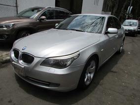 Bmw Serie 5 530 Ia 2008 Gris Claro