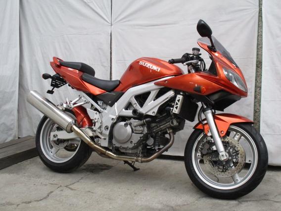 Moto Suzuki Sv 650s