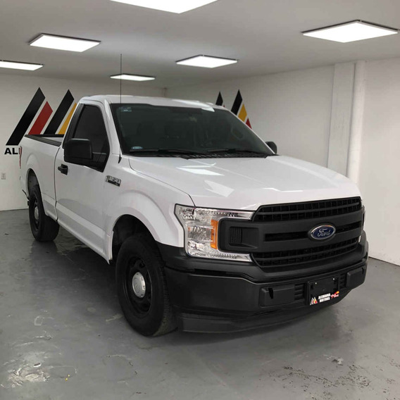 Ford F 150 2018 2p Xl Cab. Regular 4x2 V6/3.5 Aut