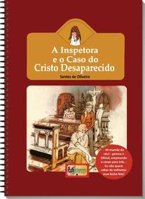 5 Livros Da Coleção A Inspetora Santos De Oliveira