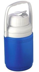 Termo De 1/3 De Galon Azul Poly Lite Coleman 5542a718g