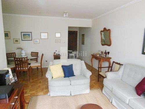Apartamento Para Venda No Bairro Santa Cecília Em São Paulo - Cod: Ze90919 - Ze90919