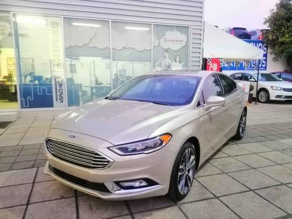 Ford Fusion 4p Titanium Plus L4/2.0/t Aut