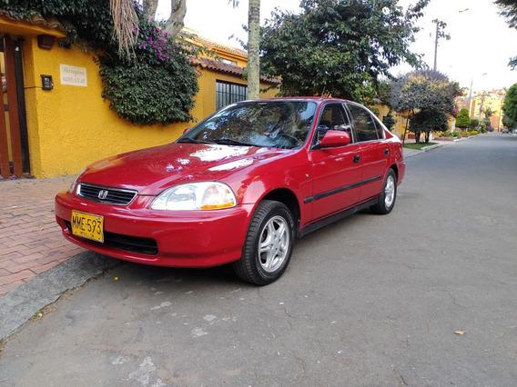 Impecable Honda Civic Único