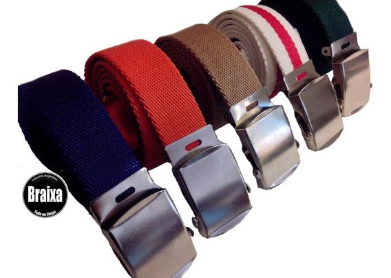 Cinturon Marinero De Sarga Del Talle 155 Al 180