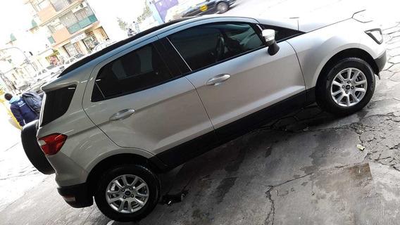 Ford Ecosport 2018 1.5 Se 123cv 4x2 Automática Dueño Vende