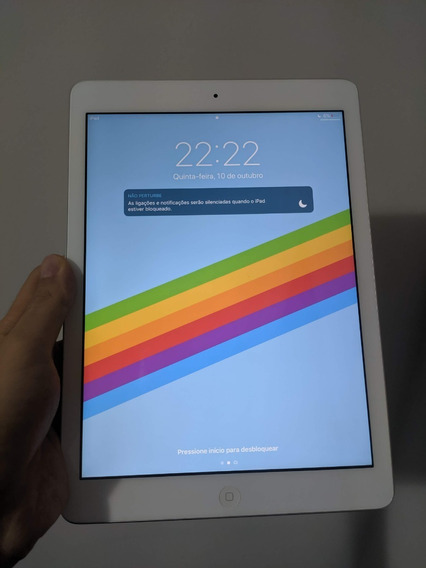 Apple iPad Air (1ª Geração) 32gb Branco