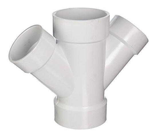 Genova Productos 73432wye Tubo Doble De Reducción 73443
