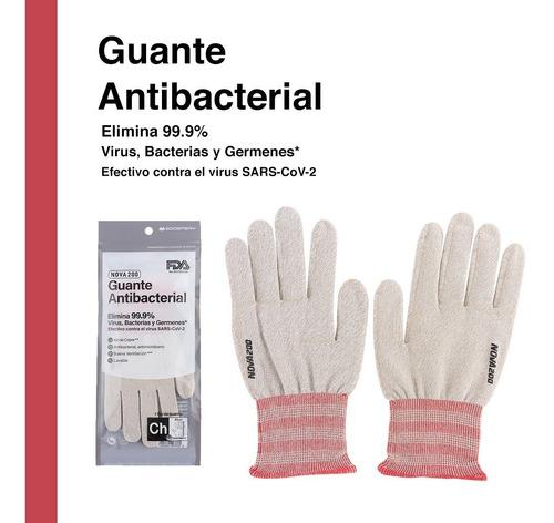 Guantes Antibacteriales Con Cobre De Corea Lavables