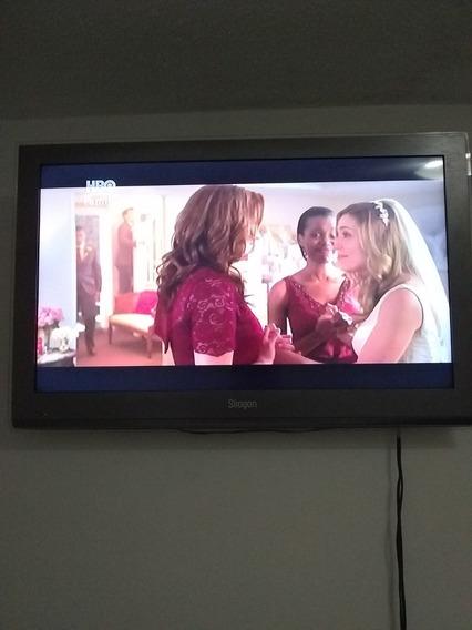 Televisor Con Dvd Incorporado Siragon 32