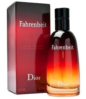 Perfume Dior Fahrenheit Amostra Decant De 2ml Importado