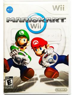 Mario Kart Wii En Español - Nintendo Wii