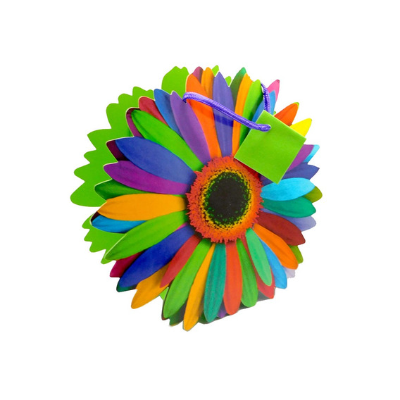 Bolsas De Regalo Set 12 Flover Power Dcm-116 Good And Good
