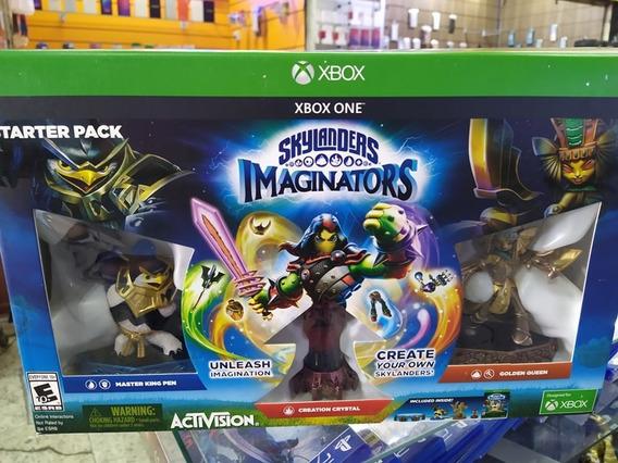 Skylanders Imaginators Xbox One (jogo Em Pt-br)