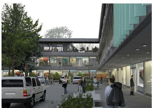 Local Villanueva - Tigre - Laguna Grande - Ven Street Center