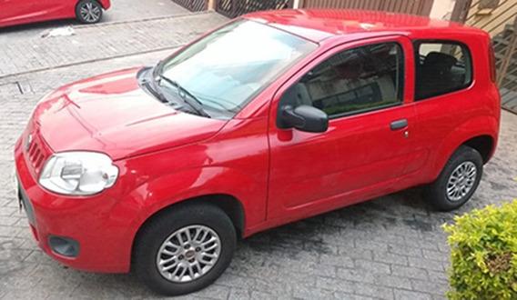 Fiat Uno Vivace Flex 3 Portas Básico.
