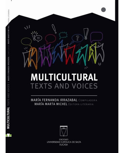 Multicultural . Texts And Voices (bilingue)