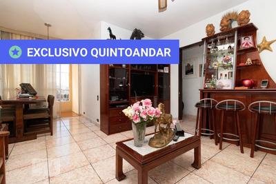 Apartamento No 6º Andar Mobiliado Com 2 Dormitórios E 1 Garagem - Id: 892918370 - 218370