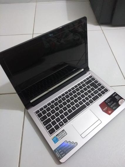 Notebook Positivo Premium Xs 7210