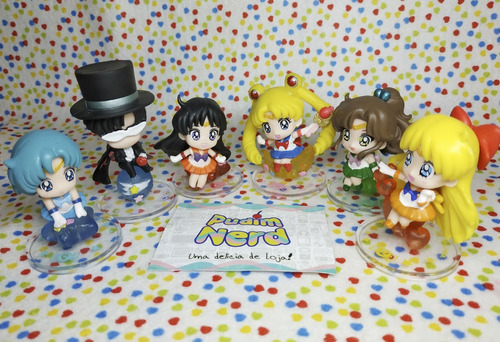Gashapon Figure Anime Sailor Moon