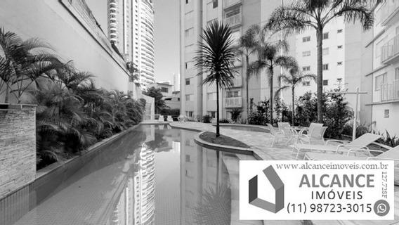 Apartamento À Venda 140 M² Com 3 Suítes E 3 Vagas - Alto Da Lapa - São Paulo/sp | Alcance Imóveis - Ap00163 - 34234874