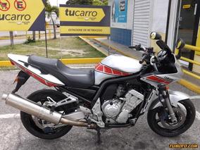 Yamaha Fazer Fzs 501 Cc O Más