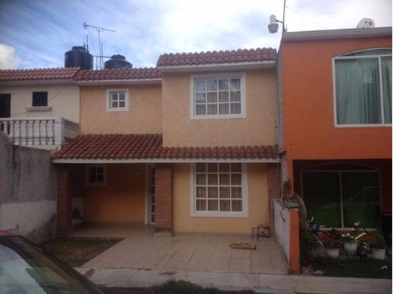Casa En Renta En Granjas Lomas De Guadalupe, Cuautitlán Izcalli, México.