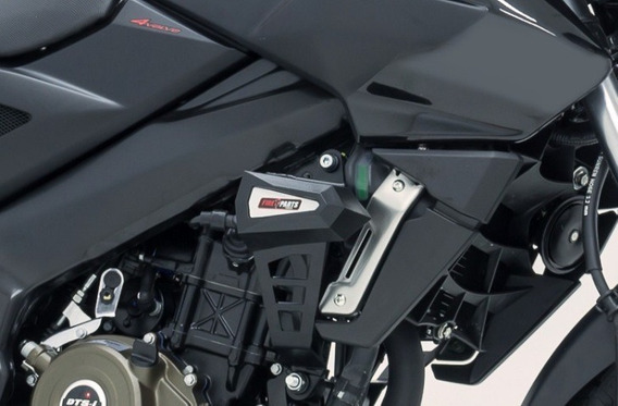 Sliders Carenado Ns 200 Bajaj Rouser Fire Parts En Fas Motos